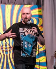 Rosehill's Comedy Club - September