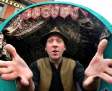 Easter storytelling with Ian Douglas