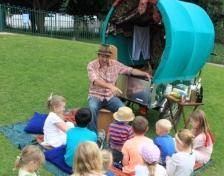 Storytelling Fun with Ian Douglas