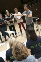 National Youth Choirs of Great Britain Training Day