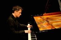 Paul Lewis performs at Rosehill