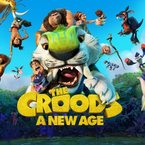 The Croods - A New Age (U)