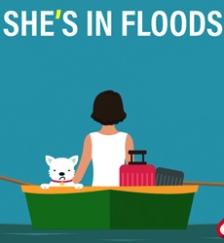 She's In Floods
