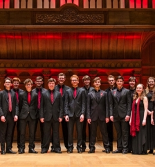 National Youth Chamber Choir - Sun, Sea, Sky, Stars