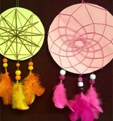 Mini Messel's Makers - Dream Catchers